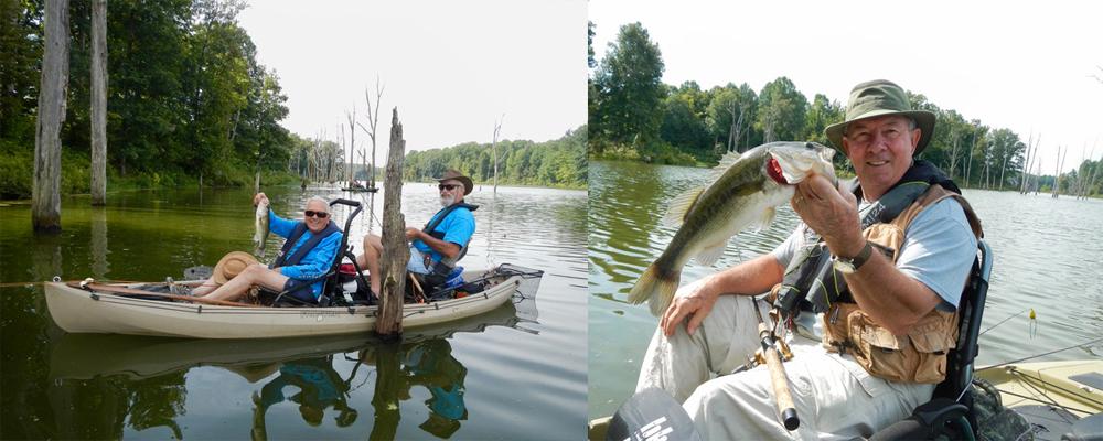 Benson-Francis Old Timbers Lake